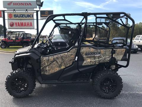 2019 Honda Pioneer 1000-5 Deluxe in Greenville, North Carolina - Photo 9