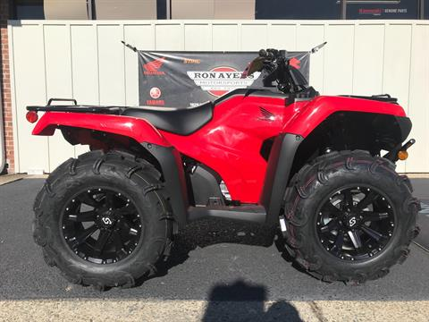 2019 Honda FourTrax Rancher 4x4 in Greenville, North Carolina - Photo 1