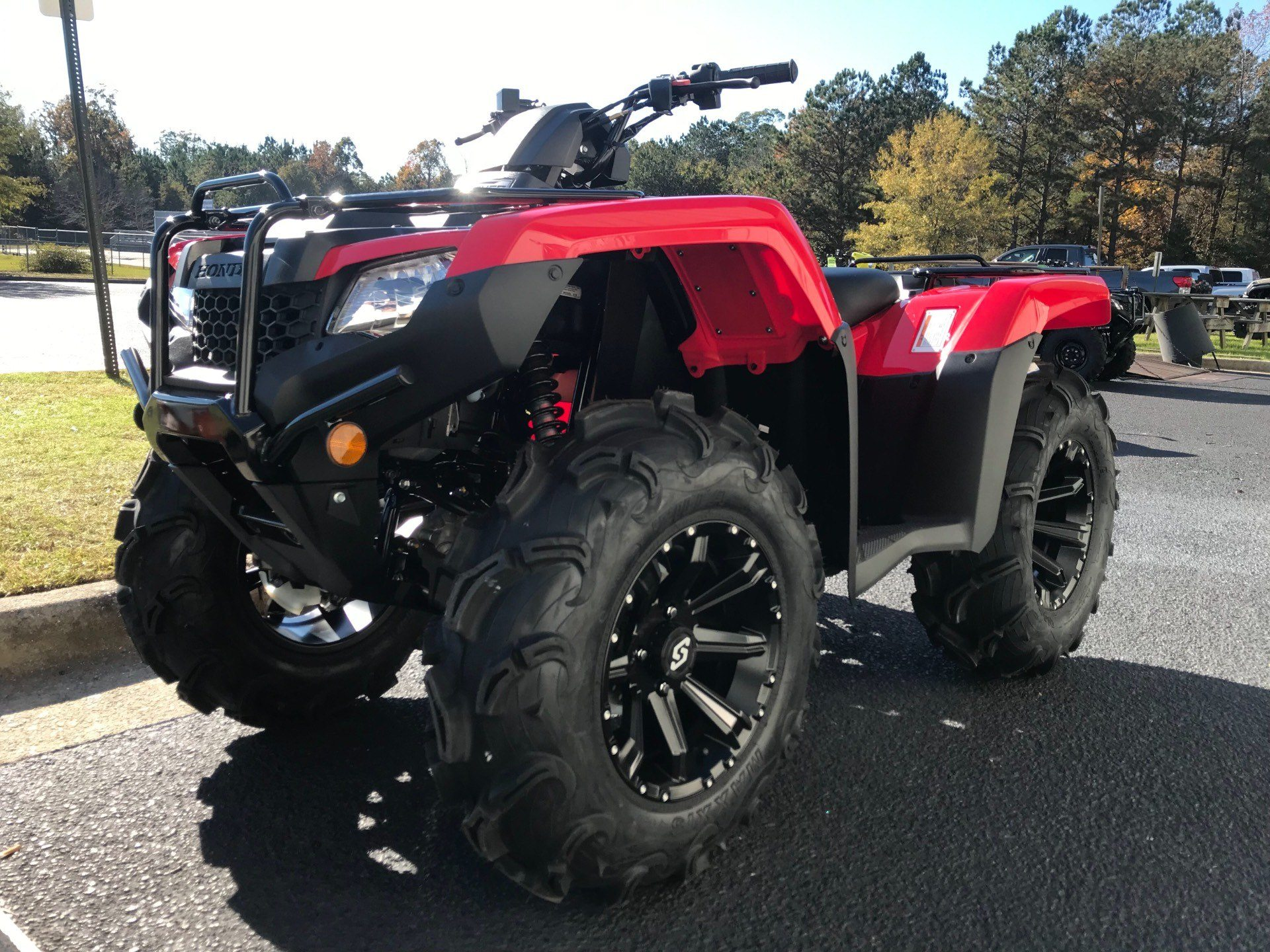 2019 Honda FourTrax Rancher 4x4 in Greenville, North Carolina - Photo 5