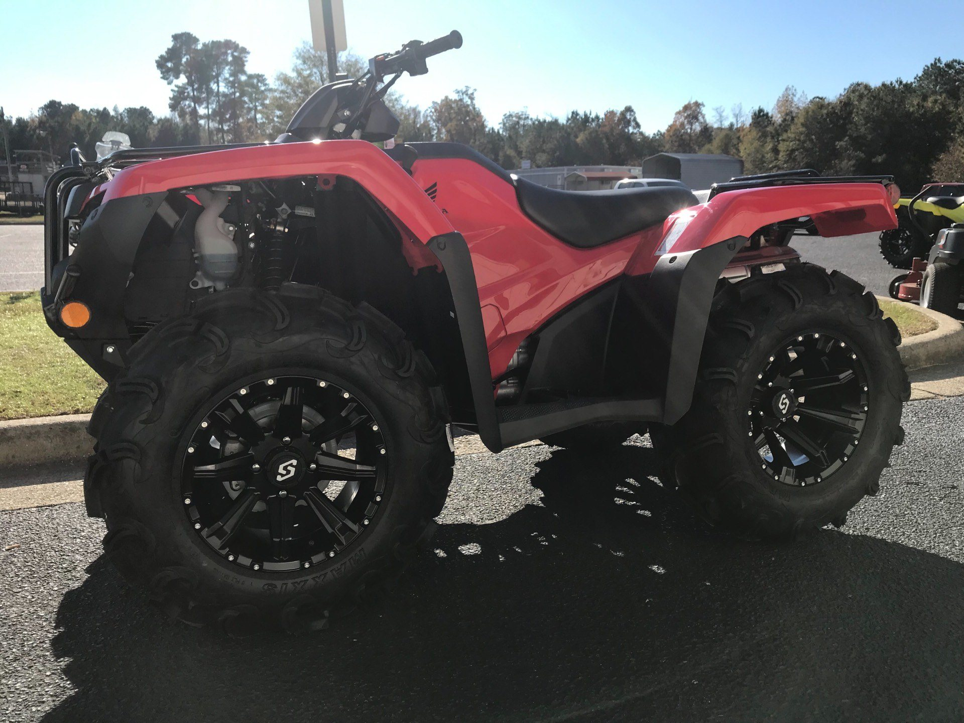2019 Honda FourTrax Rancher 4x4 in Greenville, North Carolina - Photo 6