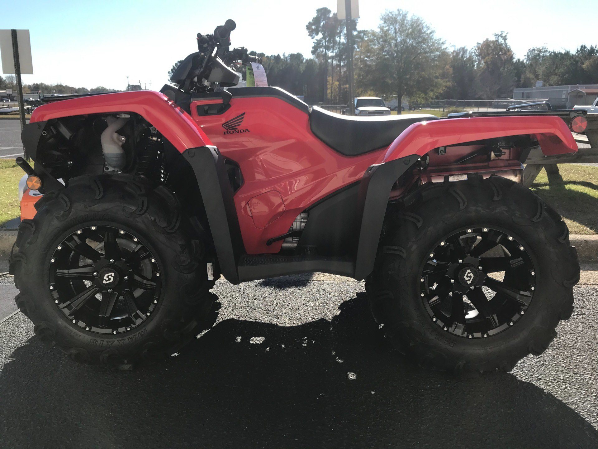 2019 Honda FourTrax Rancher 4x4 in Greenville, North Carolina - Photo 7