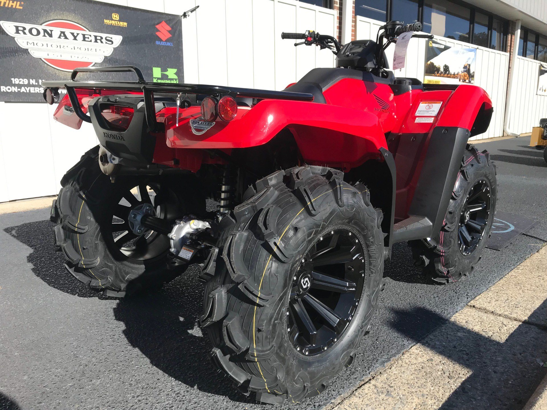 2019 Honda FourTrax Rancher 4x4 in Greenville, North Carolina - Photo 11