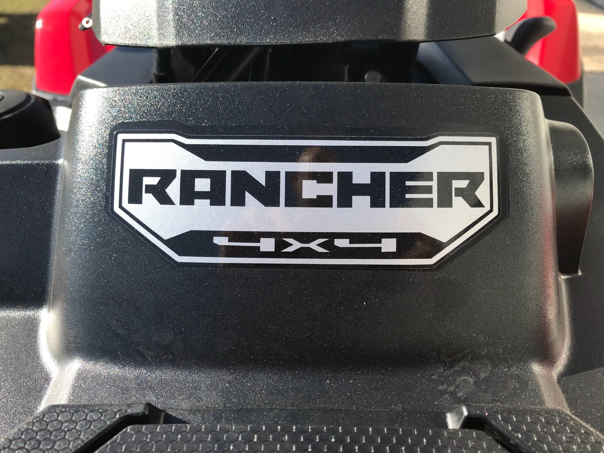 2019 Honda FourTrax Rancher 4x4 in Greenville, North Carolina - Photo 13