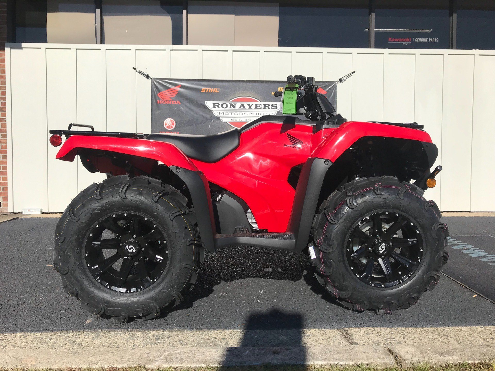 2019 Honda FourTrax Rancher 4x4 in Greenville, North Carolina - Photo 21
