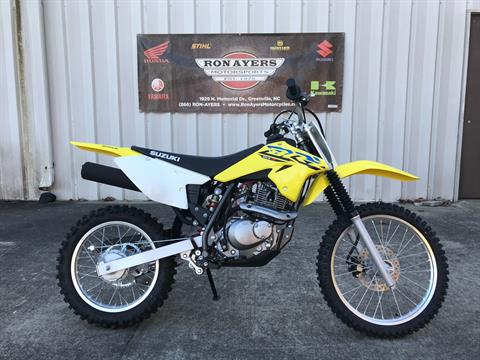 2021 Suzuki DR-Z125L in Greenville, North Carolina