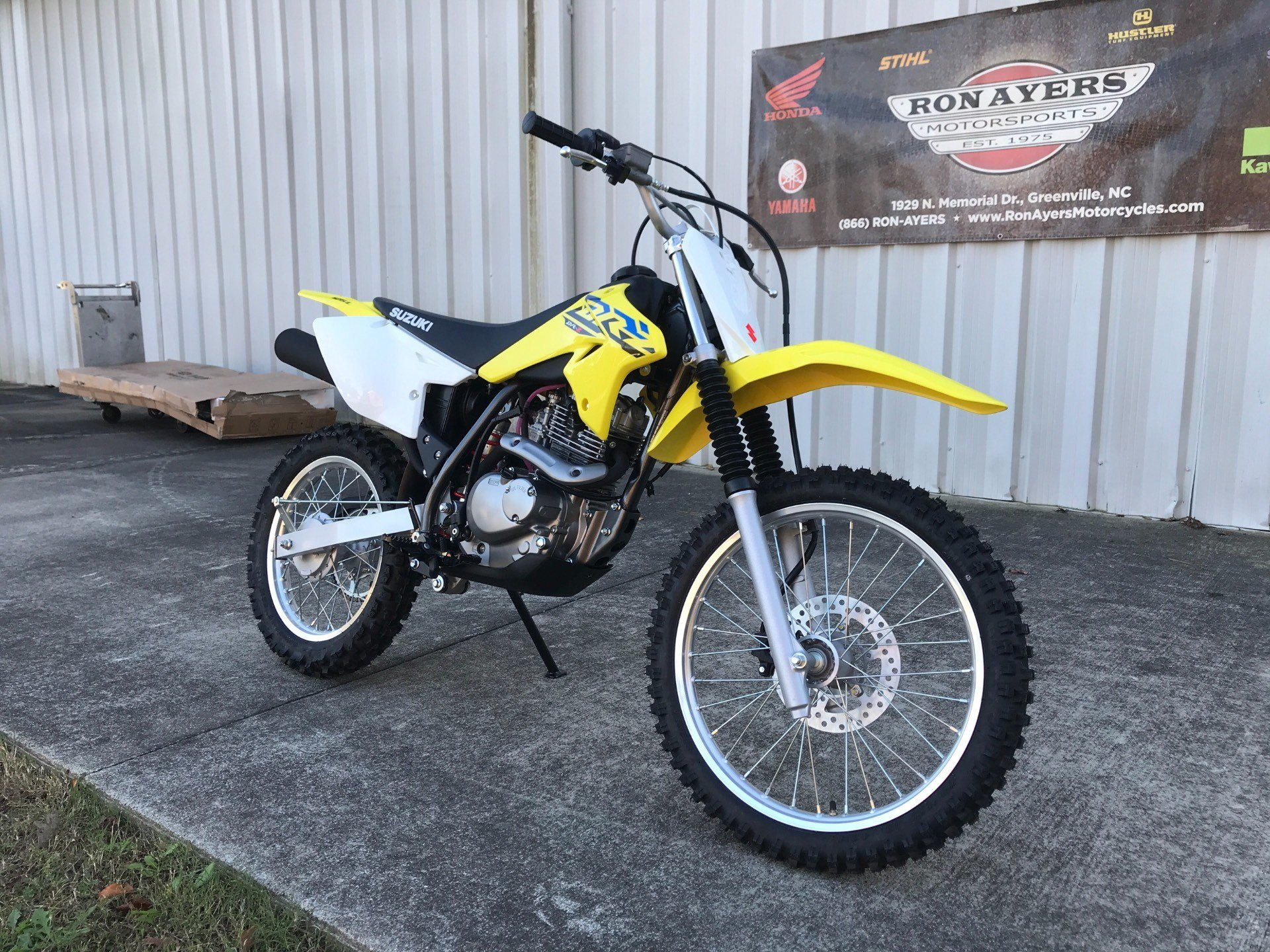 2021 Suzuki DR-Z125L in Greenville, North Carolina - Photo 2