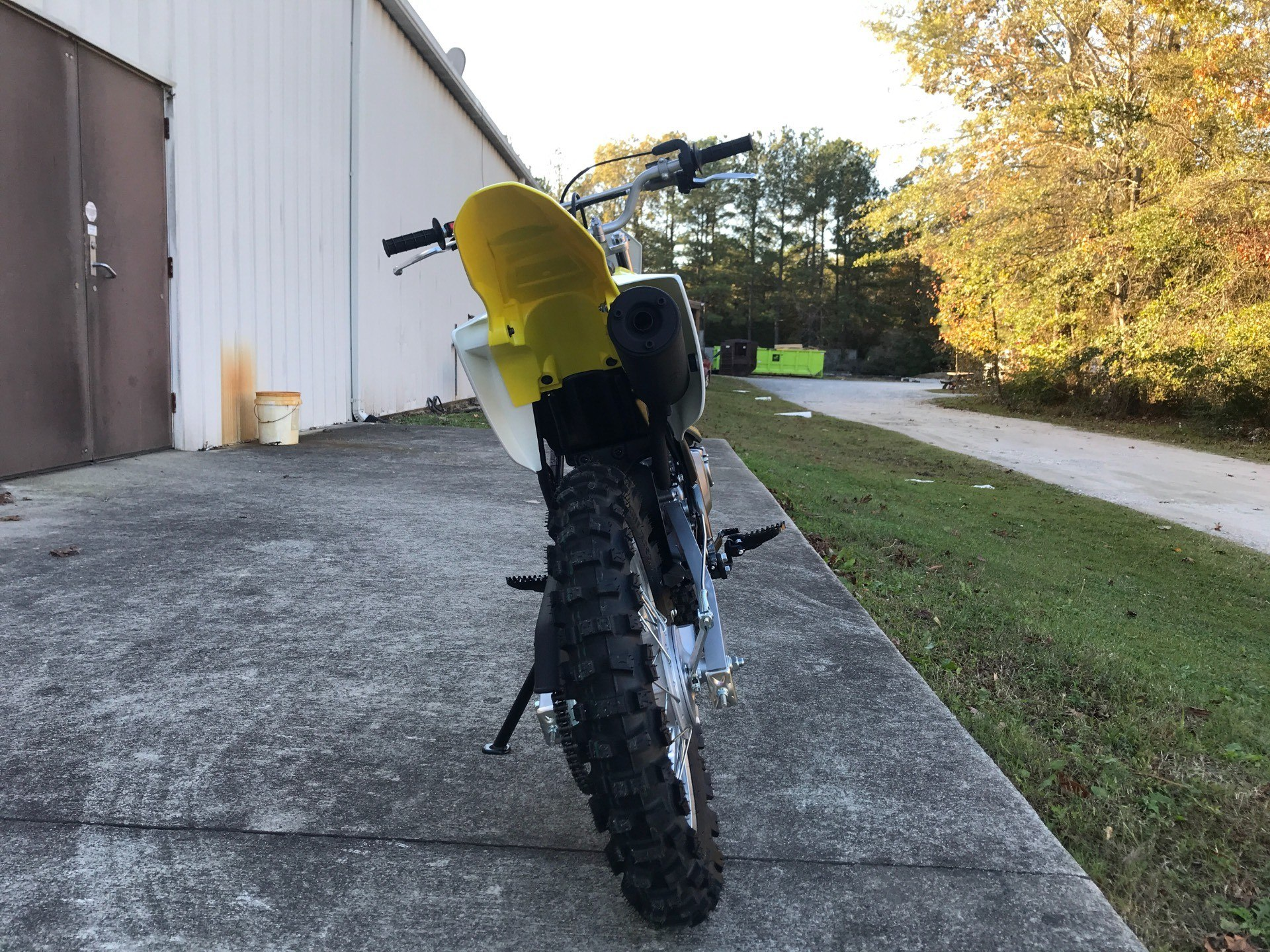 2021 Suzuki DR-Z125L in Greenville, North Carolina - Photo 7