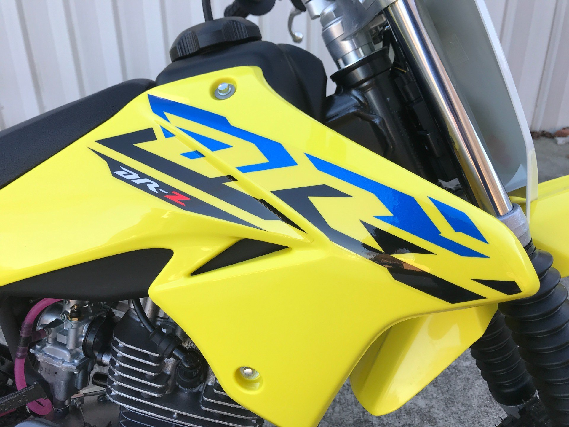 2021 Suzuki DR-Z125L in Greenville, North Carolina - Photo 12