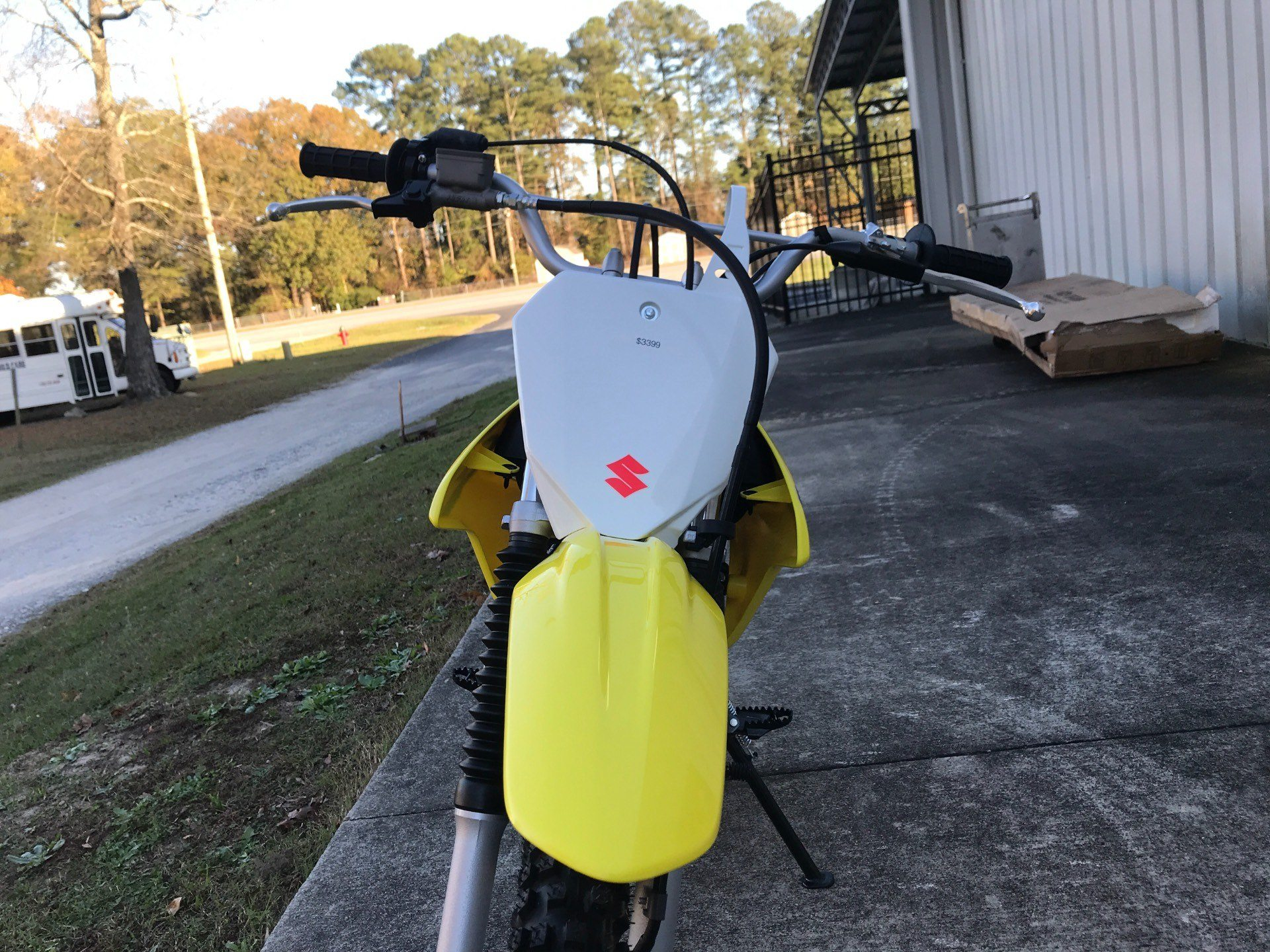 2021 Suzuki DR-Z125L in Greenville, North Carolina - Photo 11