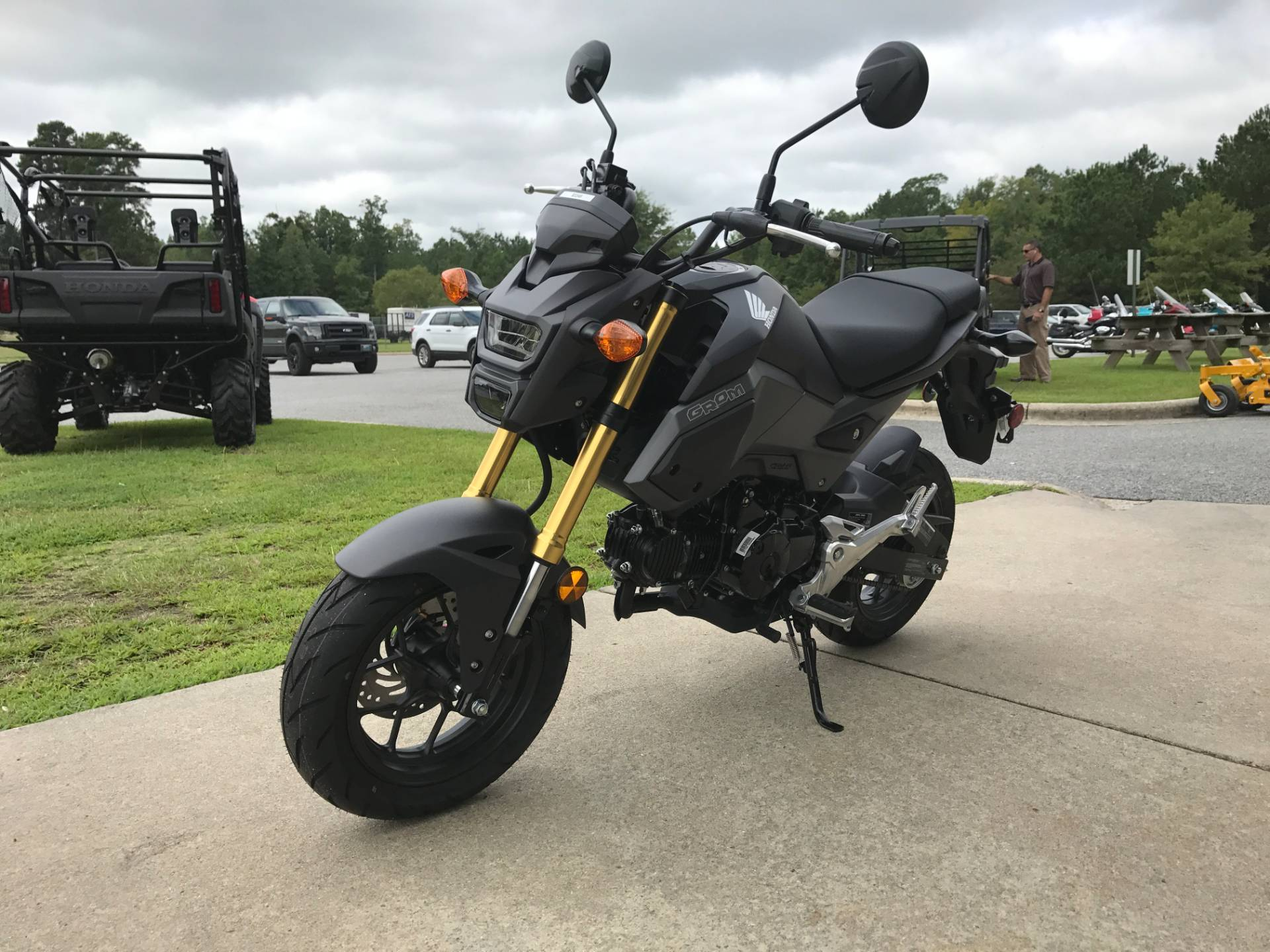 2018 Honda Grom in Greenville, North Carolina - Photo 5