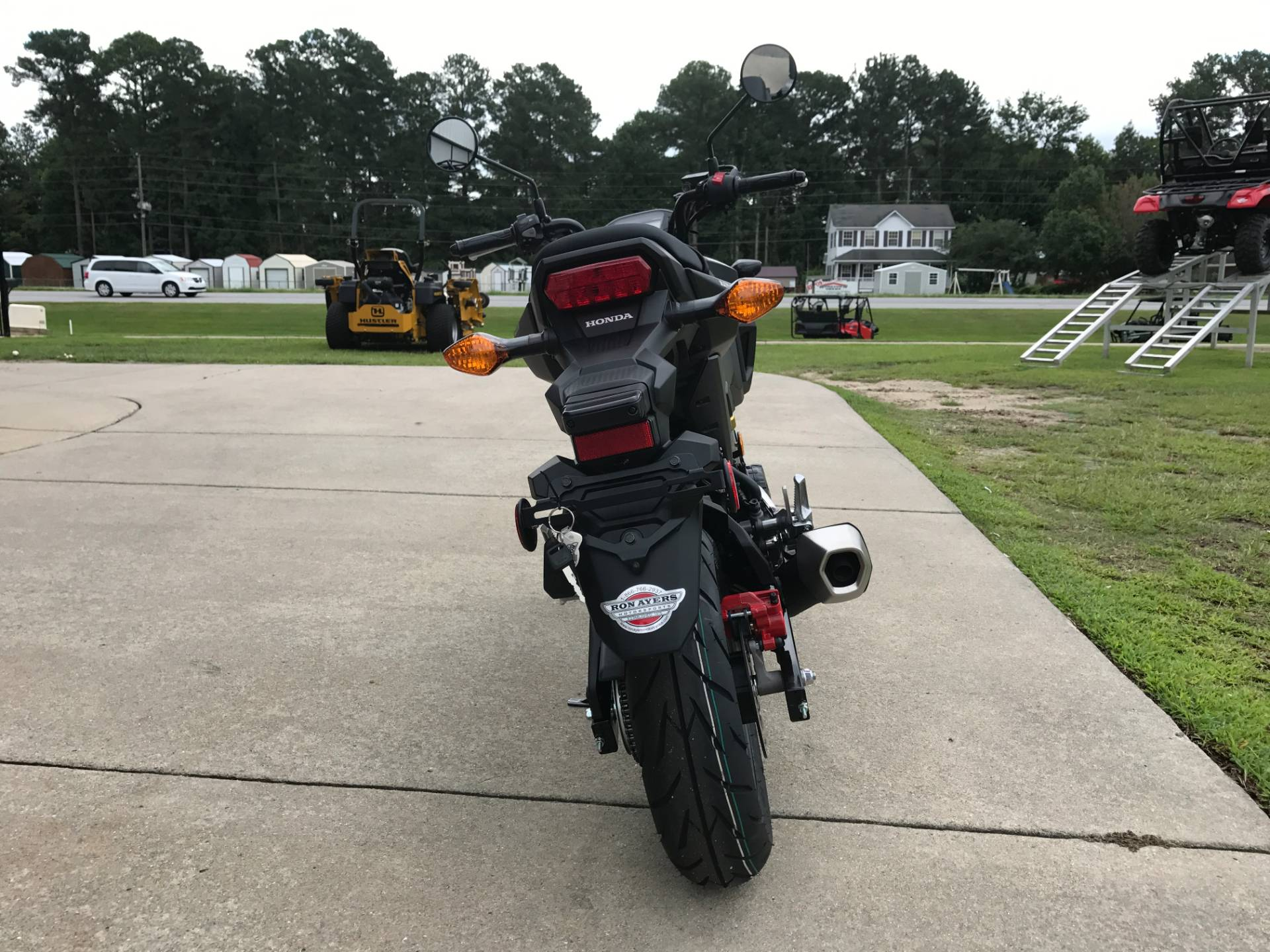 2018 Honda Grom in Greenville, North Carolina - Photo 9