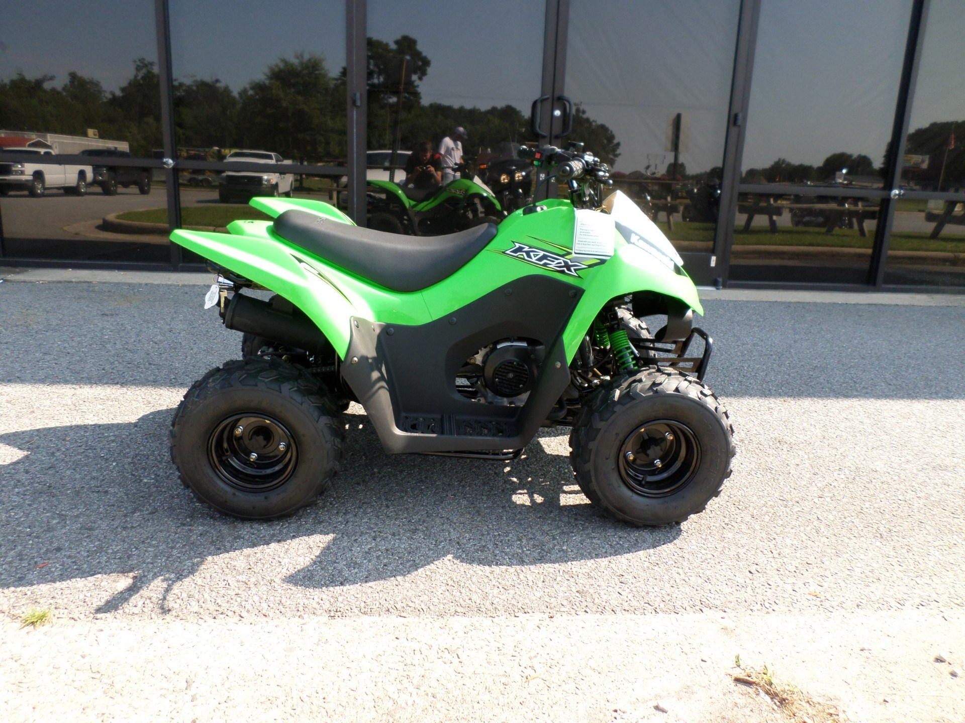 2017 Kawasaki KFX50 in Greenville, North Carolina