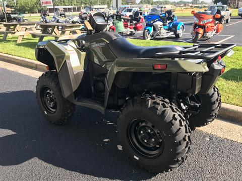 2019 Suzuki KingQuad 750AXi in Greenville, North Carolina - Photo 8
