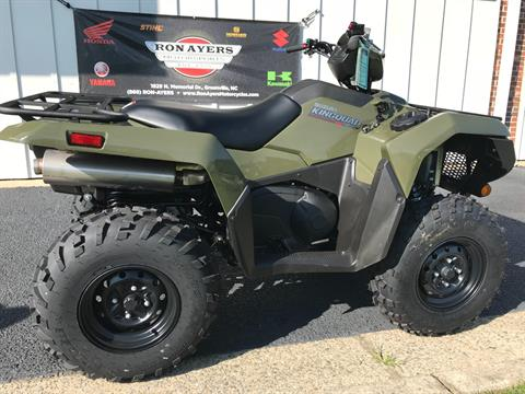 2019 Suzuki KingQuad 750AXi in Greenville, North Carolina - Photo 12