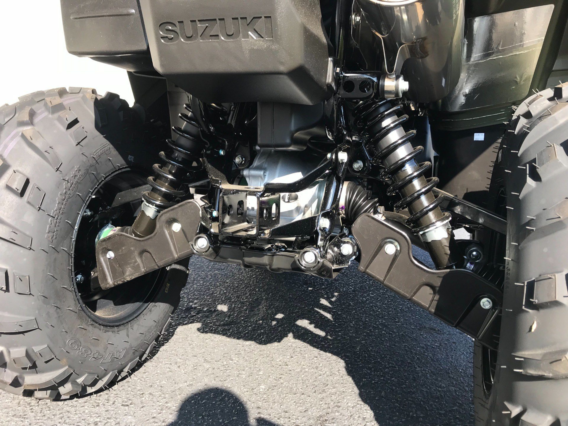 2019 Suzuki KingQuad 750AXi in Greenville, North Carolina - Photo 17