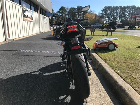 2018 Kawasaki Z650 ABS in Greenville, North Carolina - Photo 9