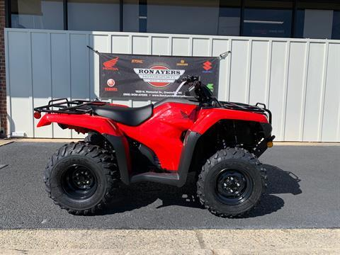 2019 Honda FourTrax Rancher in Greenville, North Carolina - Photo 1