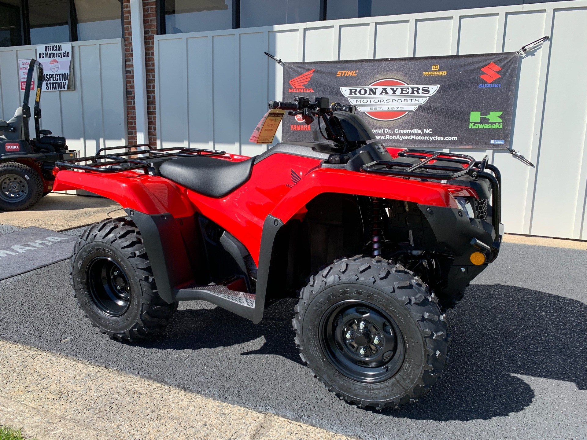 2019 Honda FourTrax Rancher in Greenville, North Carolina - Photo 2