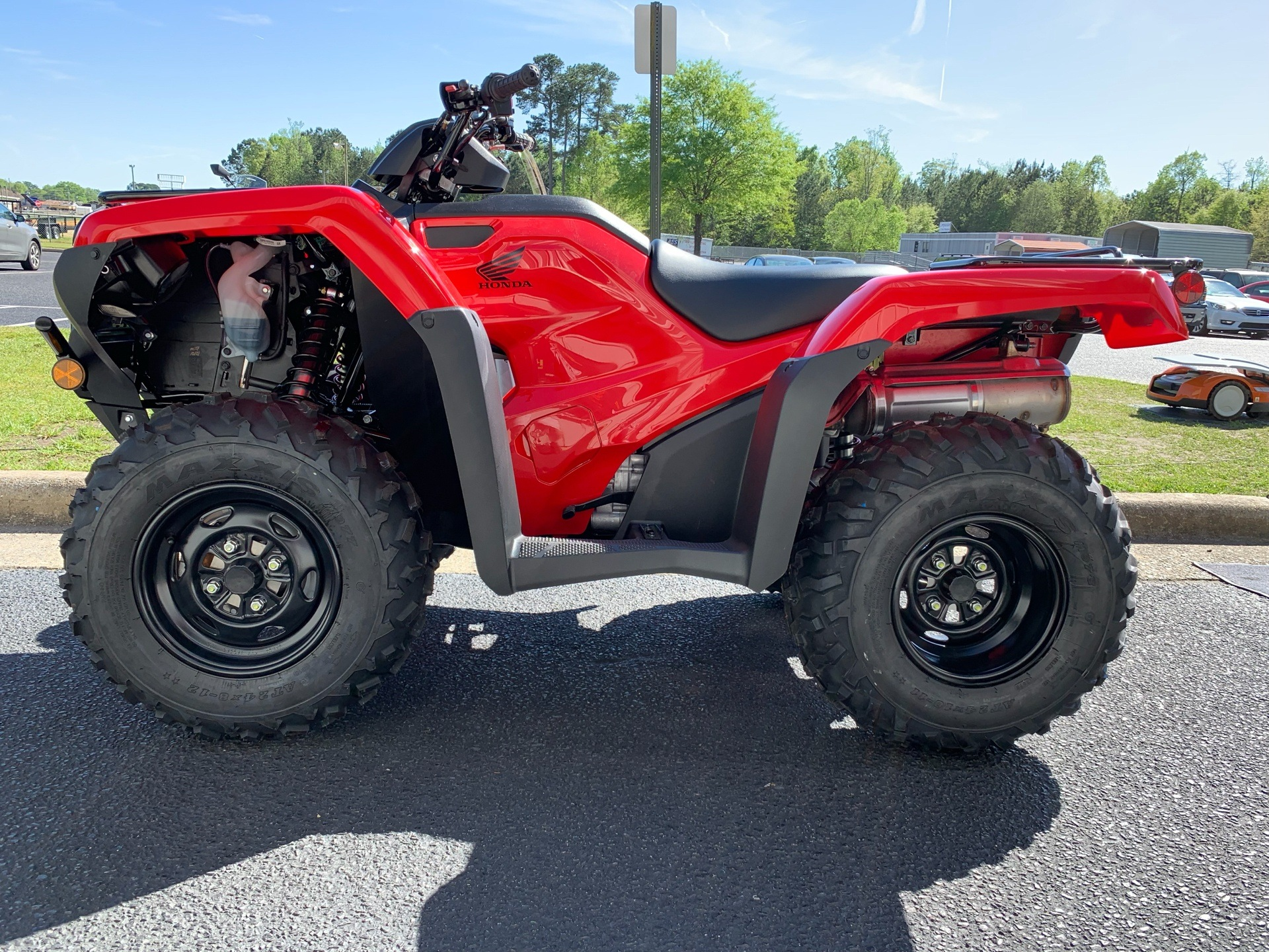 2019 Honda FourTrax Rancher in Greenville, North Carolina - Photo 7