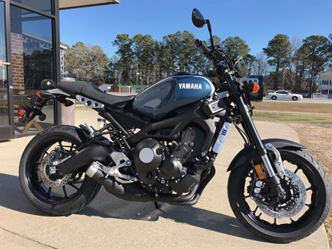 2017 Yamaha XSR900 in Greenville, North Carolina