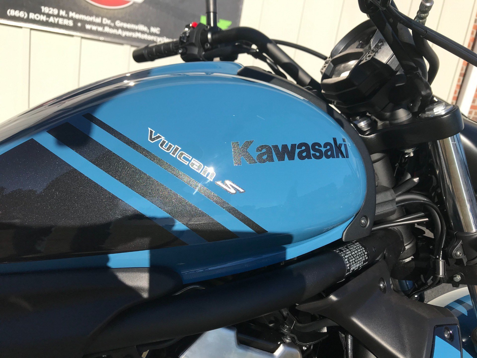 2019 Kawasaki Vulcan S ABS in Greenville, North Carolina - Photo 14