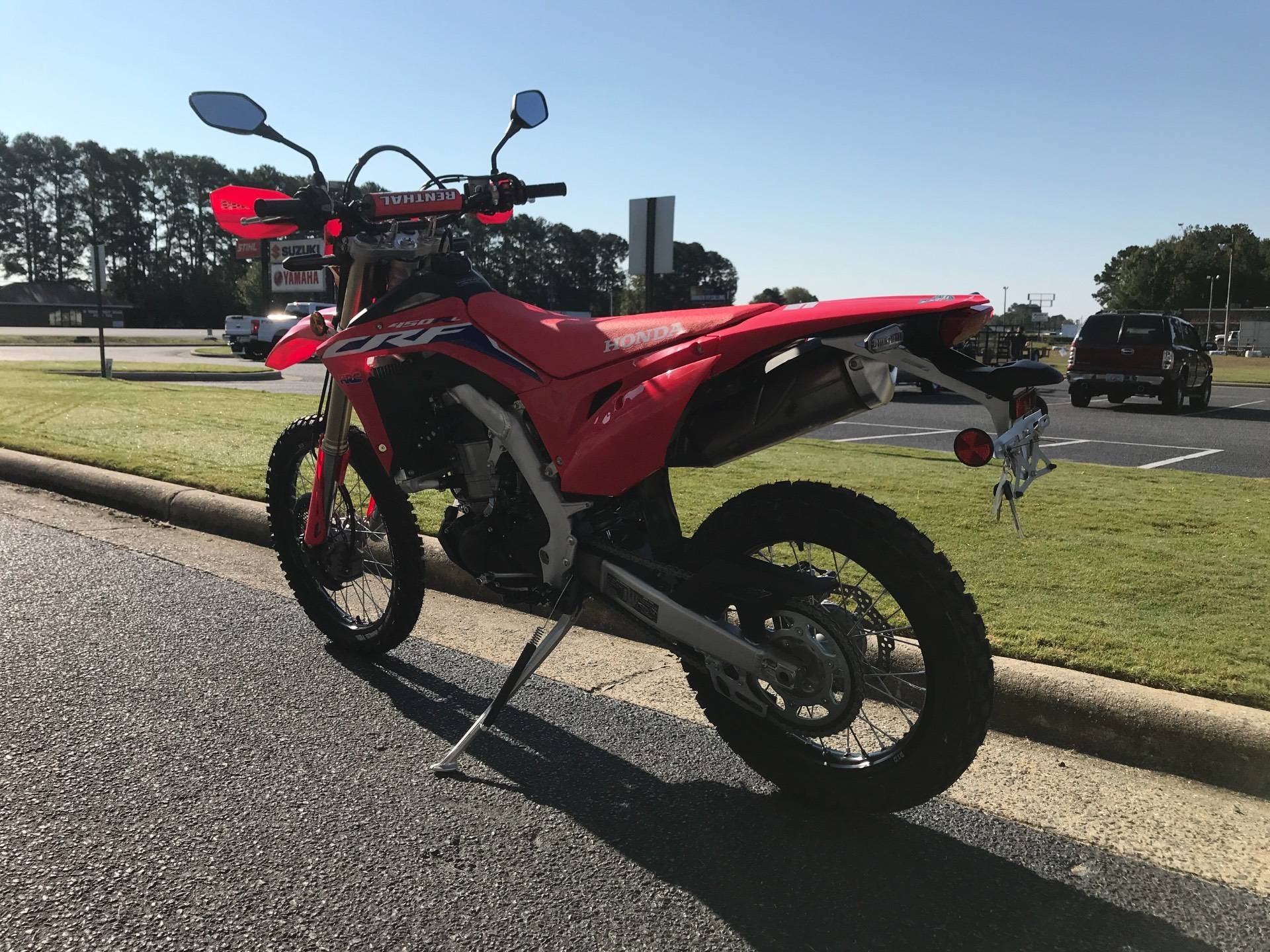 2021 Honda CRF450RL in Greenville, North Carolina - Photo 6