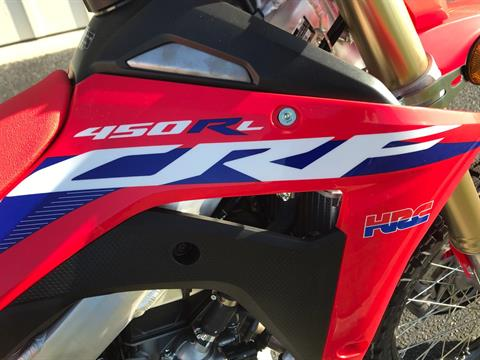2021 Honda CRF450RL in Greenville, North Carolina - Photo 11