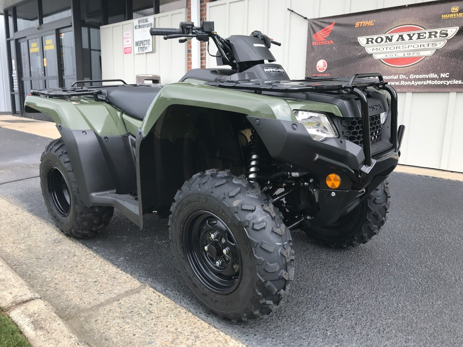 2021 Honda FourTrax Rancher in Greenville, North Carolina - Photo 2