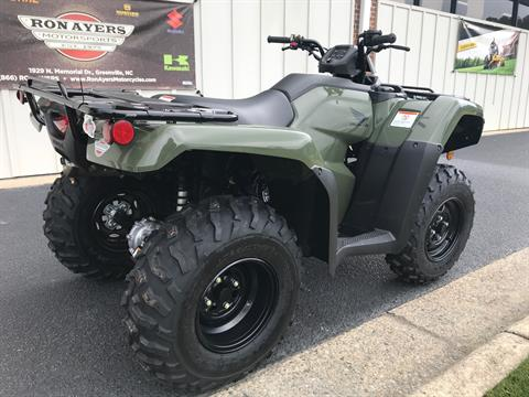 2021 Honda FourTrax Rancher in Greenville, North Carolina - Photo 8