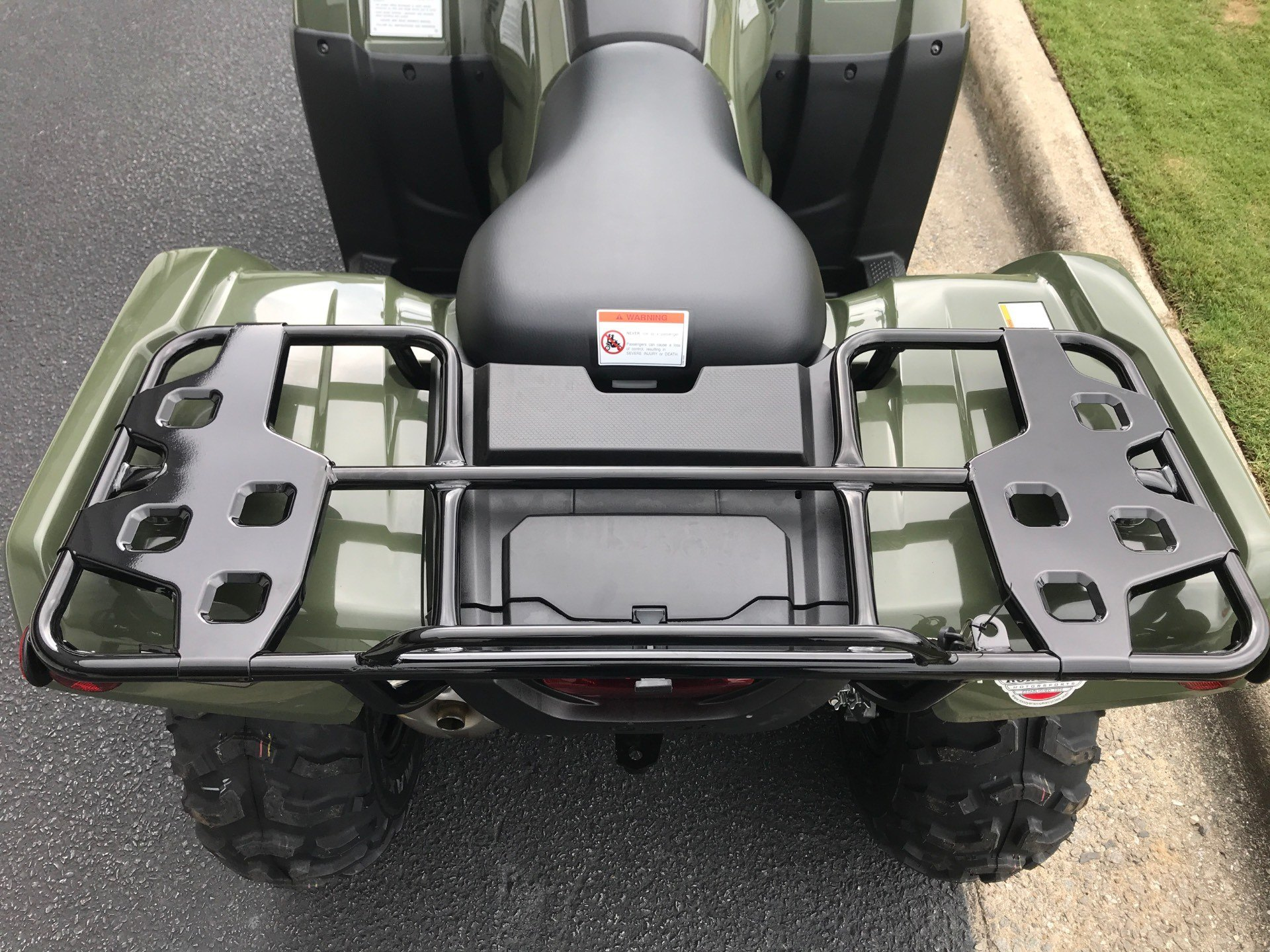 2021 Honda FourTrax Rancher in Greenville, North Carolina - Photo 11