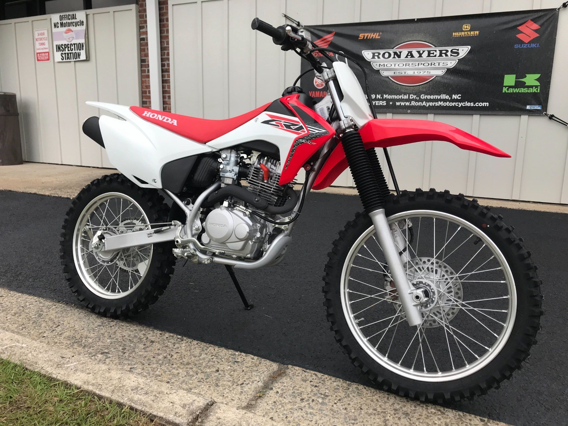 2019 Honda CRF230F in Greenville, North Carolina