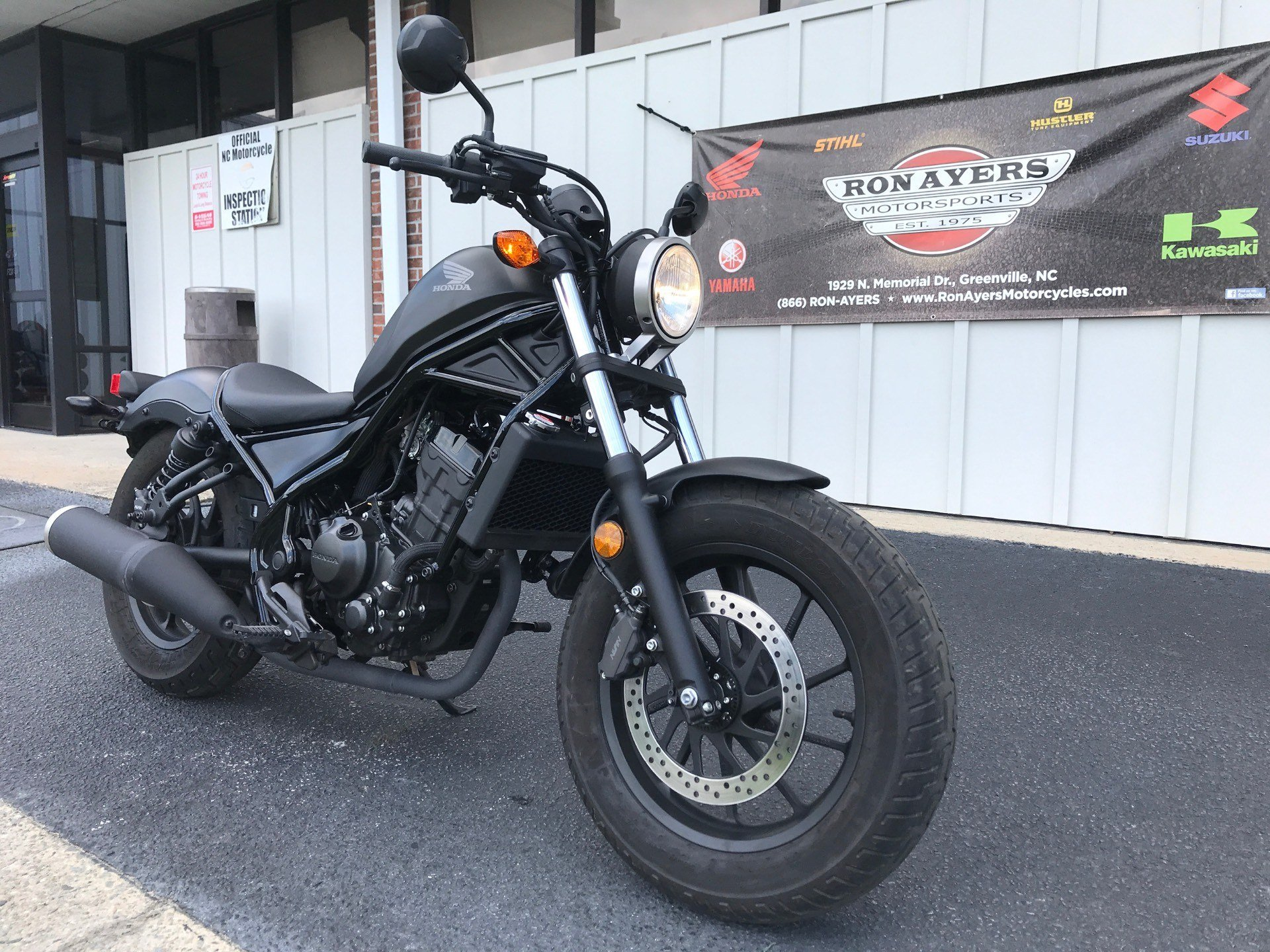 2019 Honda Rebel 300 ABS in Greenville, North Carolina - Photo 2