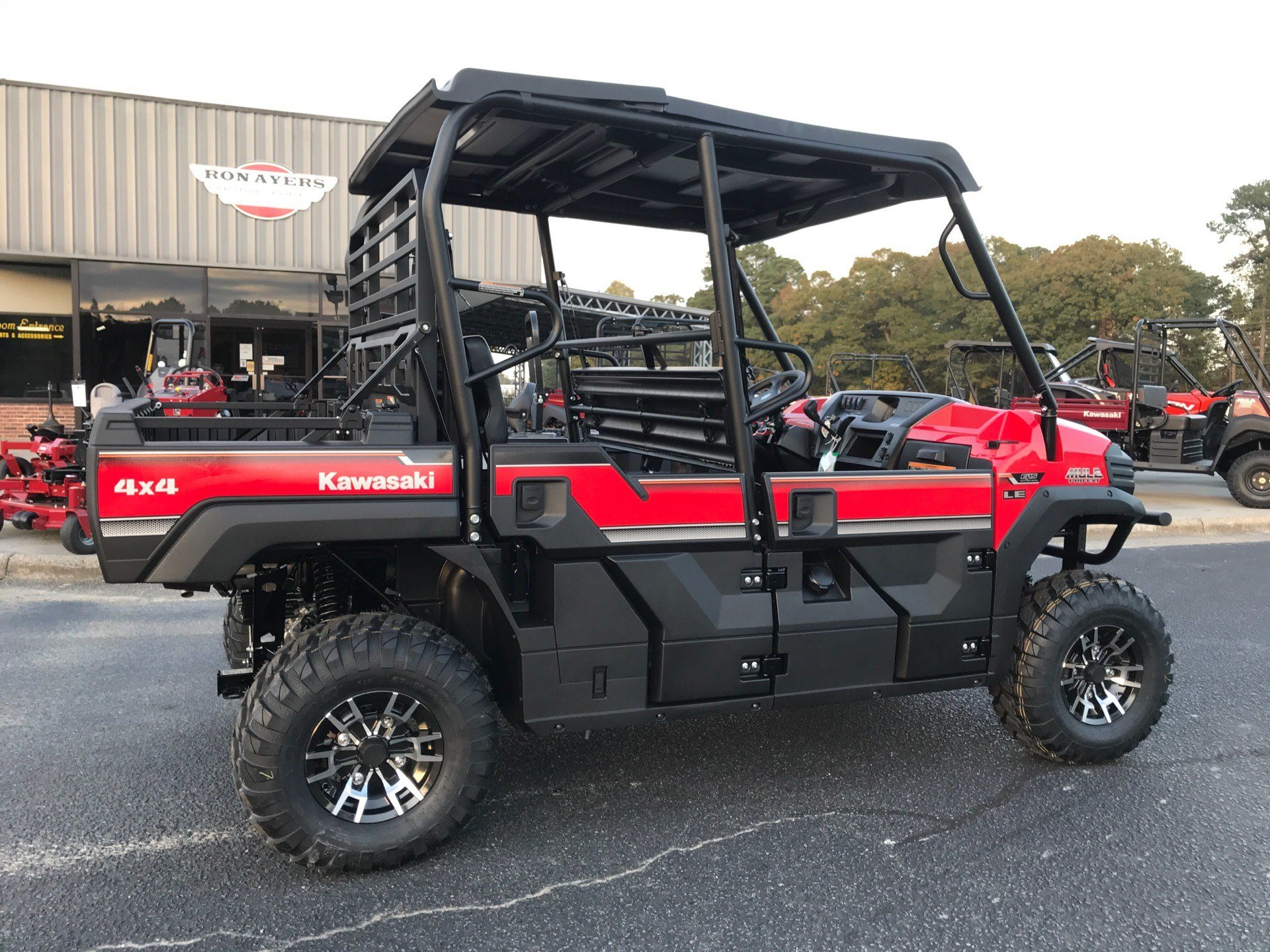 2020 Kawasaki Mule PRO-FXT EPS LE in Greenville, North Carolina - Photo 12