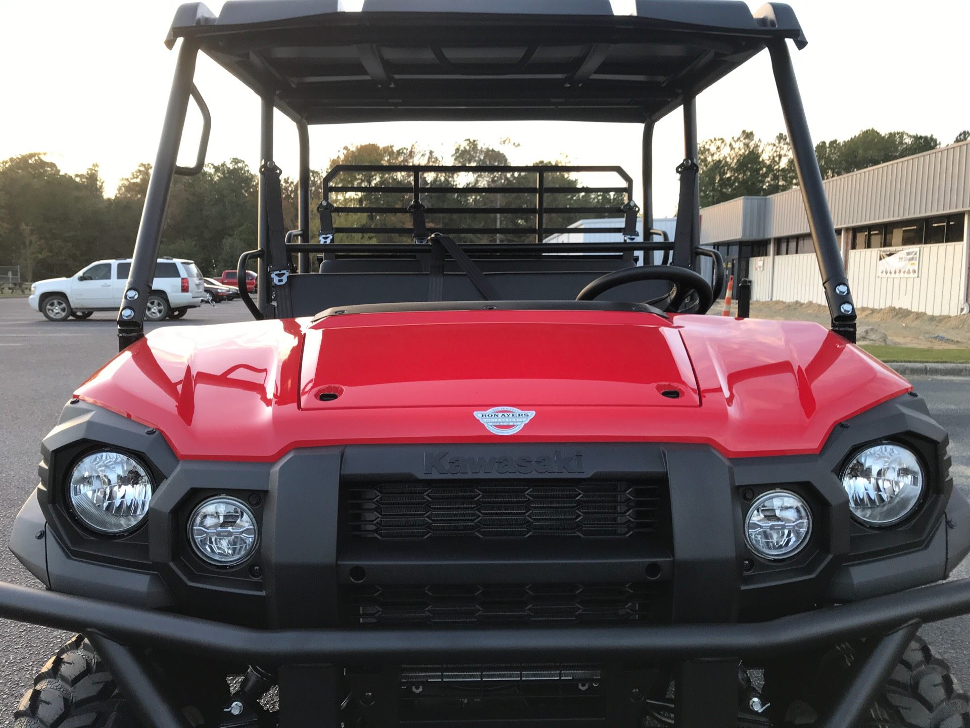 2020 Kawasaki Mule PRO-FXT EPS LE in Greenville, North Carolina - Photo 13