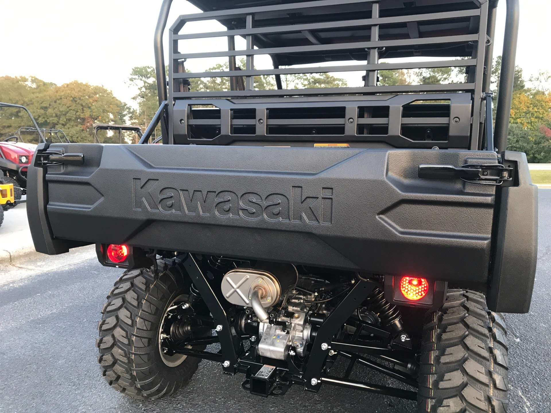 2020 Kawasaki Mule PRO-FXT EPS LE in Greenville, North Carolina - Photo 20