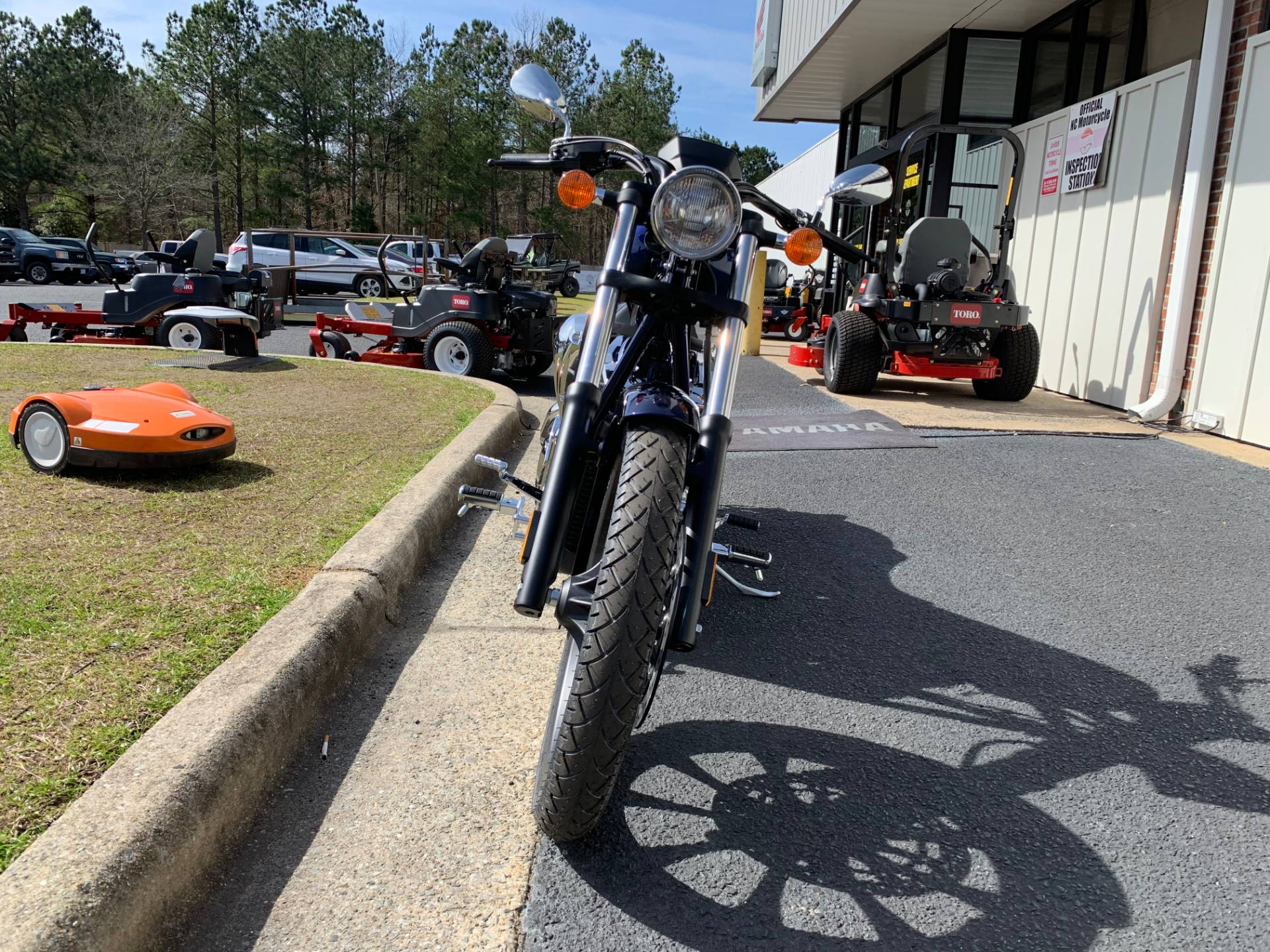 2019 Honda Fury in Greenville, North Carolina - Photo 4