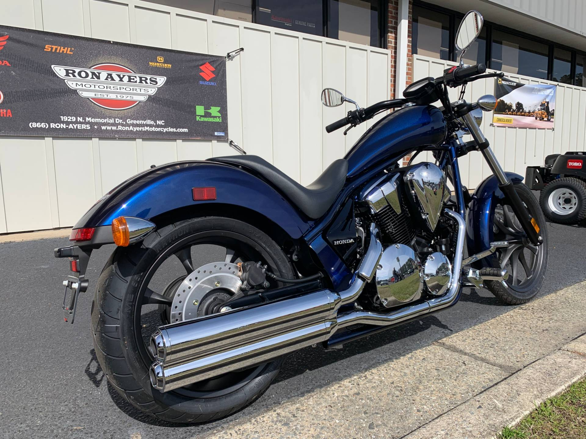 2019 Honda Fury in Greenville, North Carolina - Photo 11