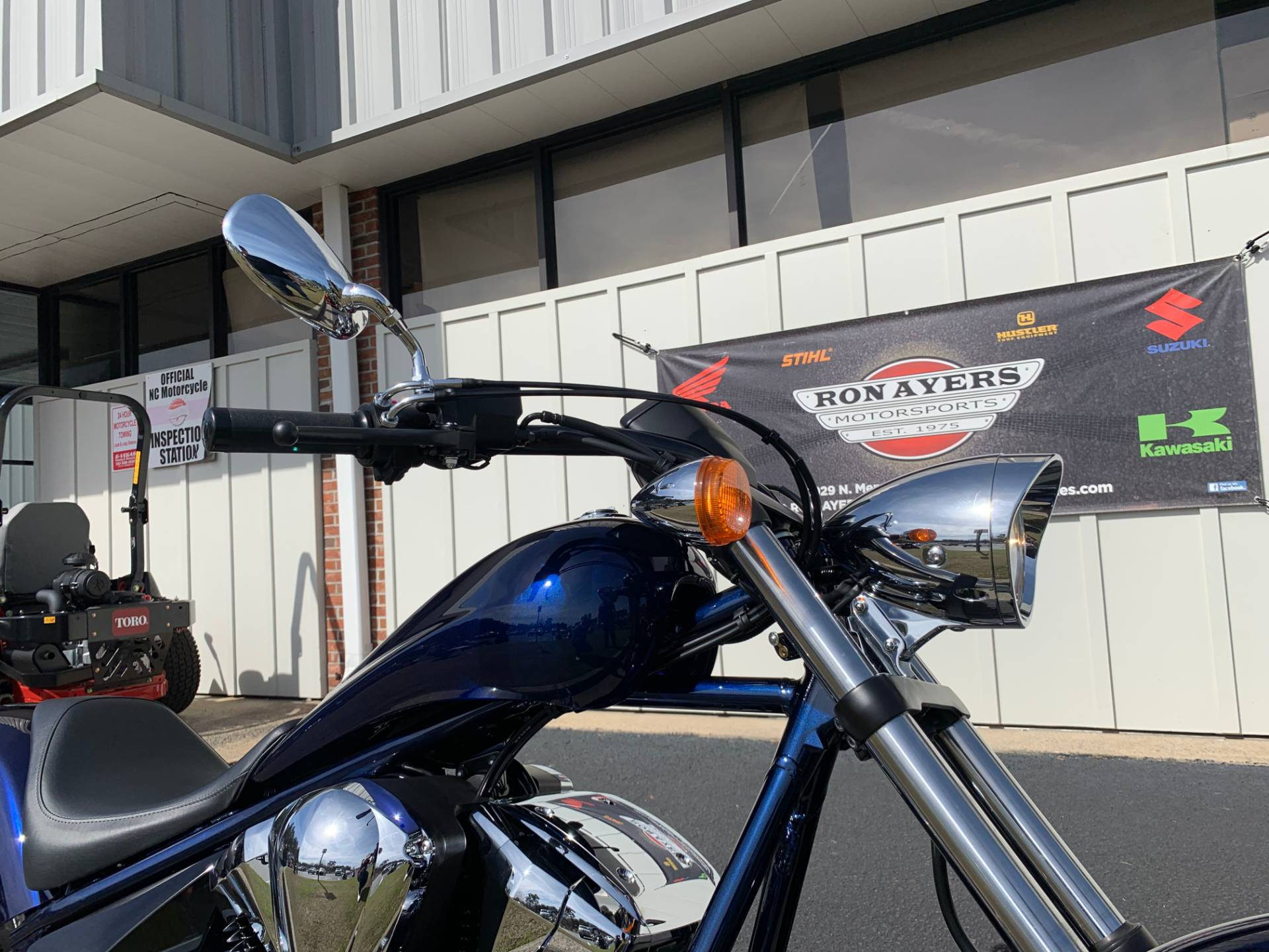 2019 Honda Fury in Greenville, North Carolina - Photo 15