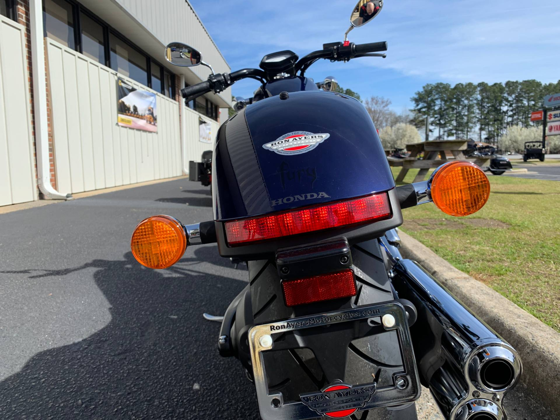 2019 Honda Fury in Greenville, North Carolina - Photo 18