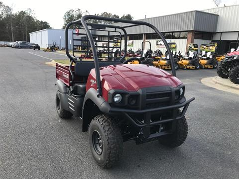 2020 Kawasaki Mule SX 4x4 FI in Greenville, North Carolina - Photo 3