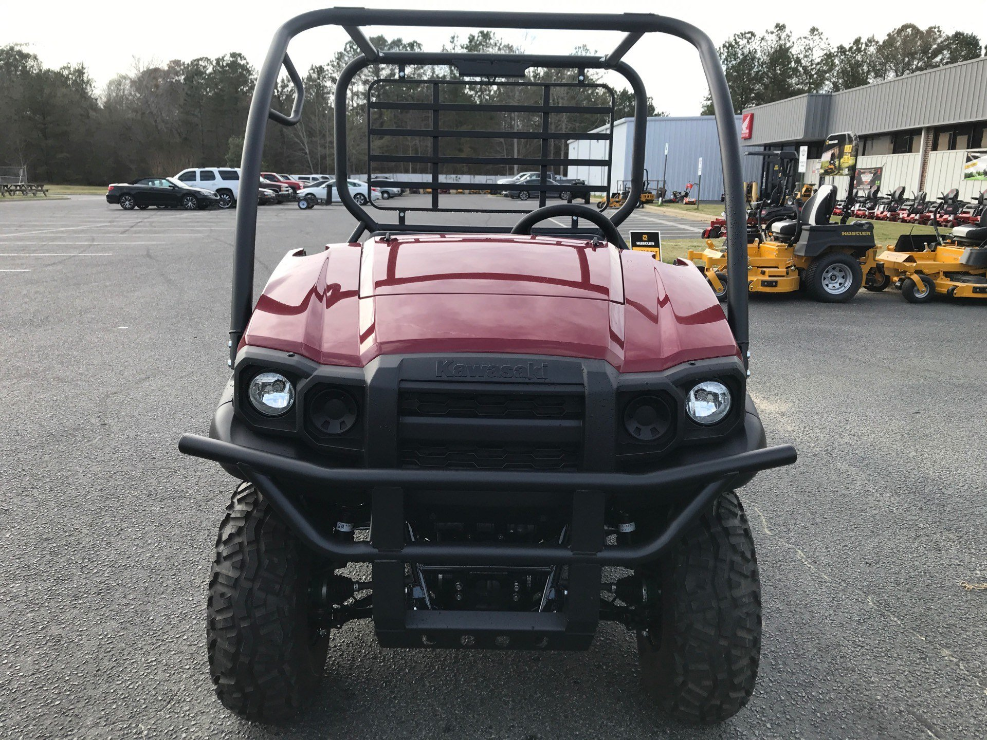 2020 Kawasaki Mule SX 4x4 FI in Greenville, North Carolina - Photo 4