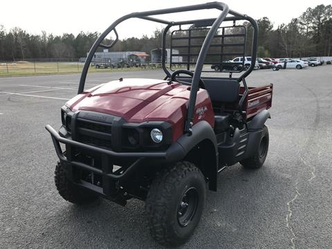 2020 Kawasaki Mule SX 4x4 FI in Greenville, North Carolina - Photo 5