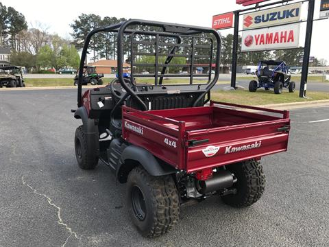2020 Kawasaki Mule SX 4x4 FI in Greenville, North Carolina - Photo 8