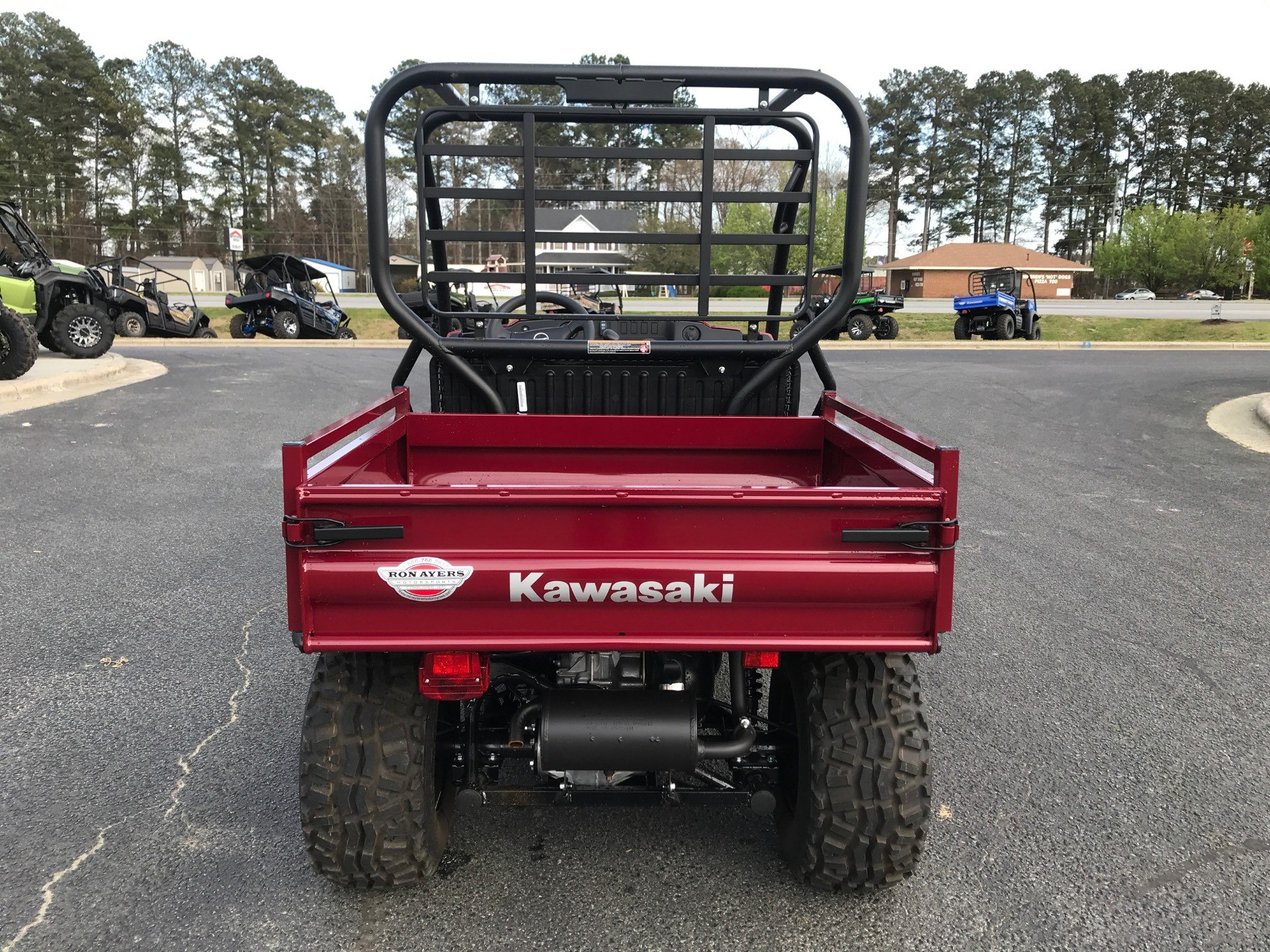 2020 Kawasaki Mule SX 4x4 FI in Greenville, North Carolina - Photo 9