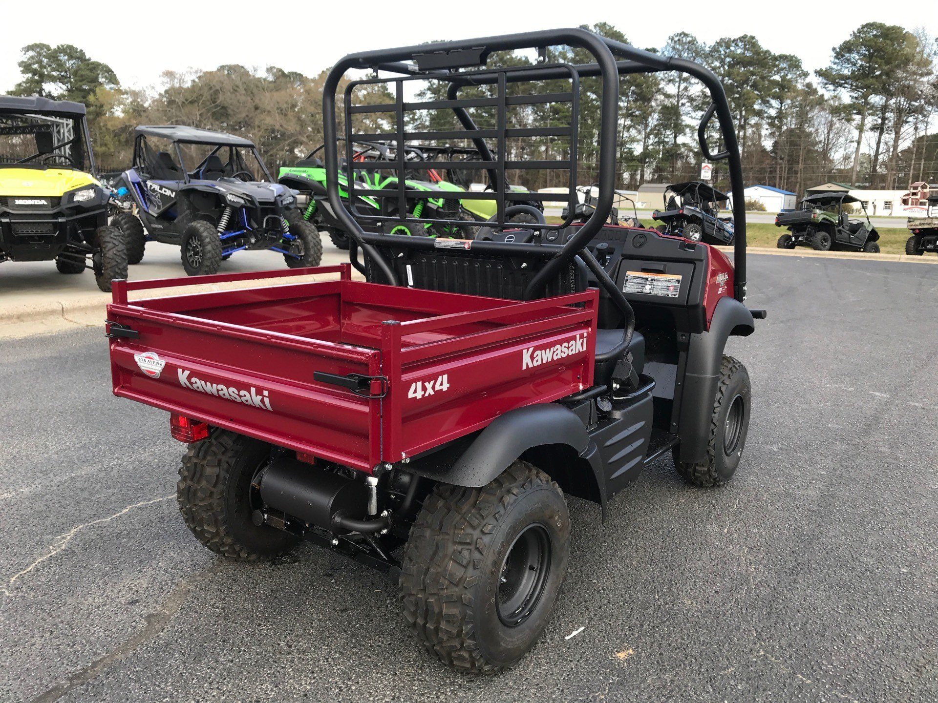 2020 Kawasaki Mule SX 4x4 FI in Greenville, North Carolina - Photo 10