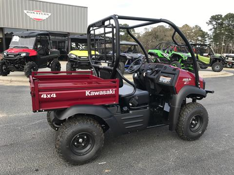 2020 Kawasaki Mule SX 4x4 FI in Greenville, North Carolina - Photo 11