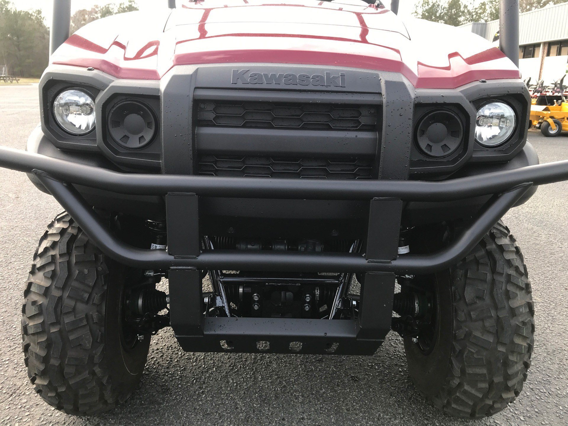 2020 Kawasaki Mule SX 4x4 FI in Greenville, North Carolina - Photo 12