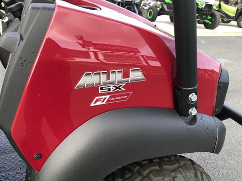 2020 Kawasaki Mule SX 4x4 FI in Greenville, North Carolina - Photo 14