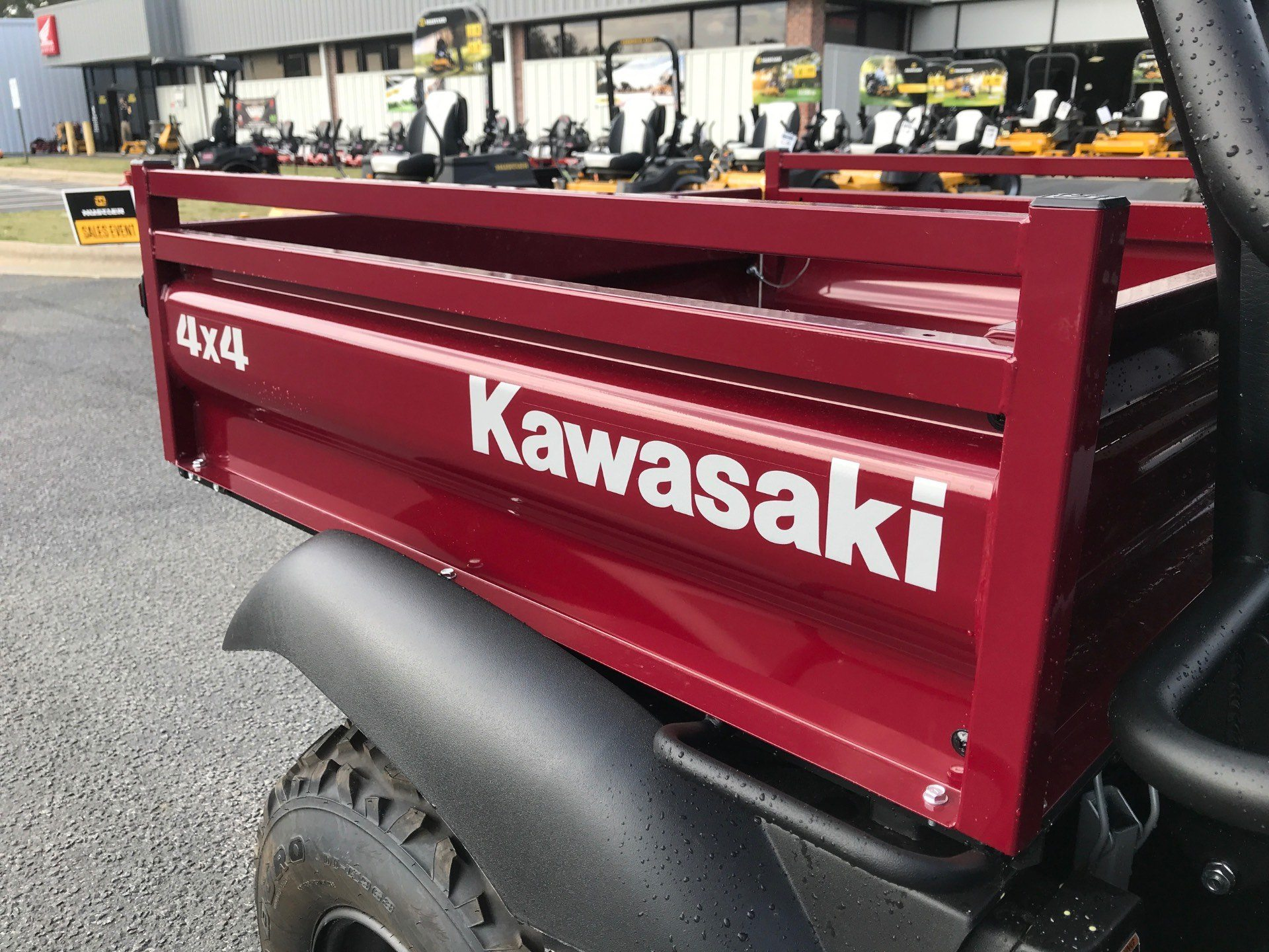 2020 Kawasaki Mule SX 4x4 FI in Greenville, North Carolina - Photo 15