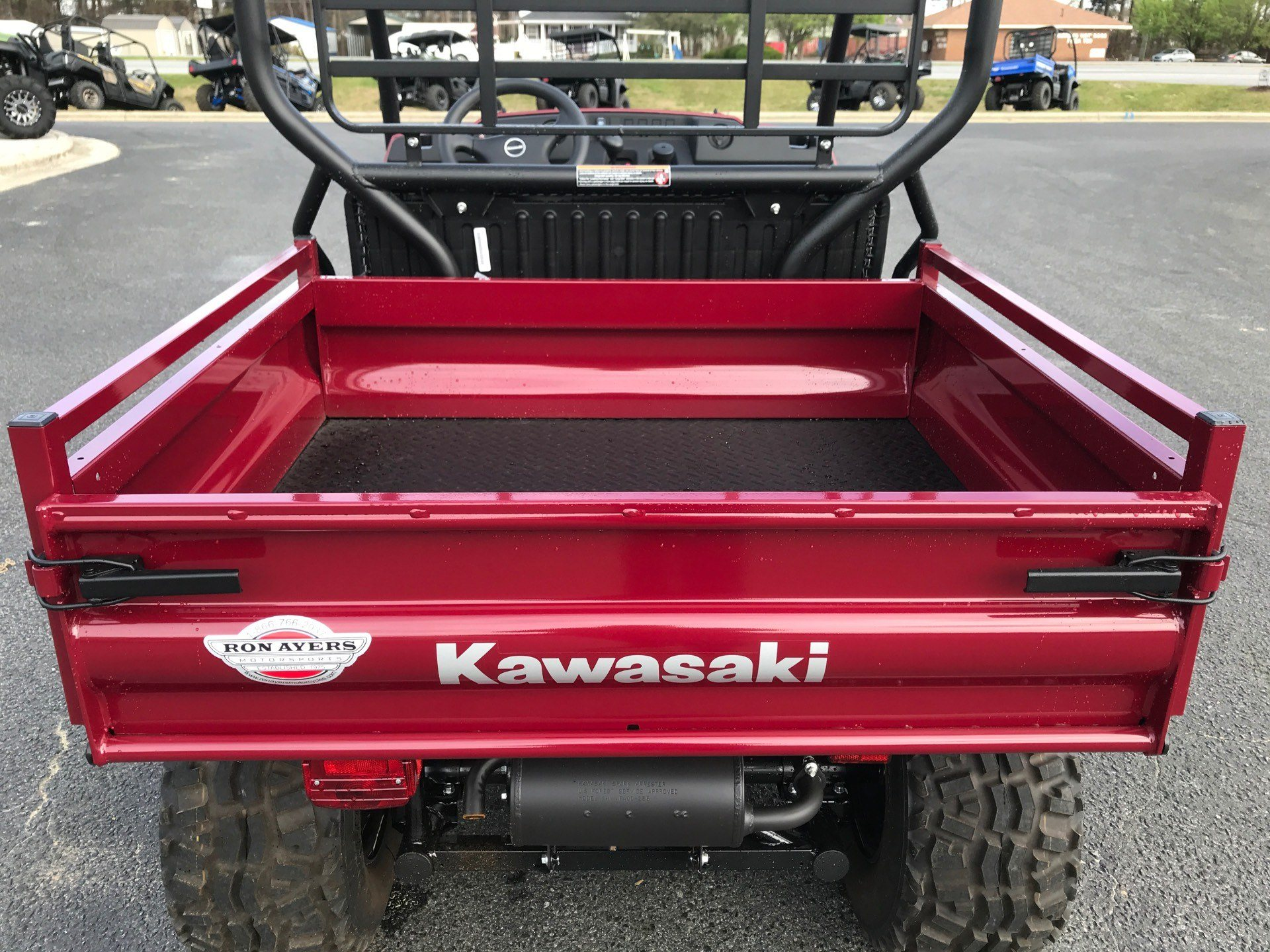 2020 Kawasaki Mule SX 4x4 FI in Greenville, North Carolina - Photo 16
